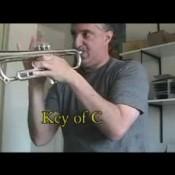 Modern Jazz Trumpet Method – Part 1